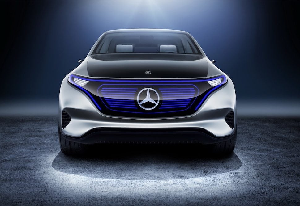 Geely with Daimler