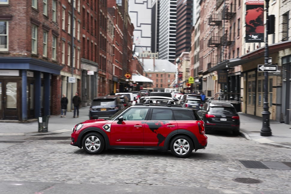 MINI Countryman Panamericana