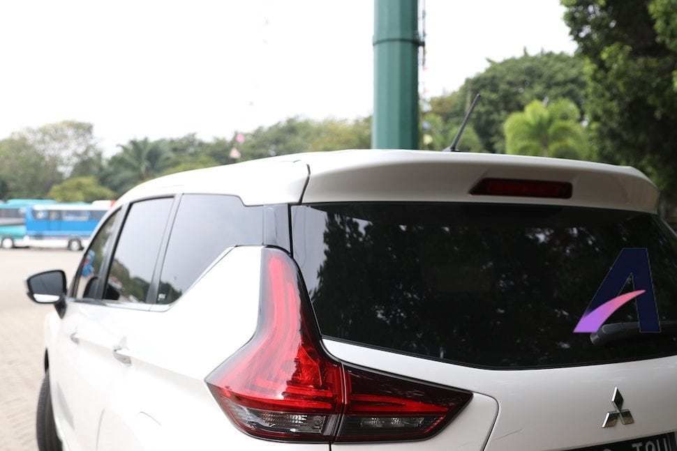 Review Mitsubishi Xpander